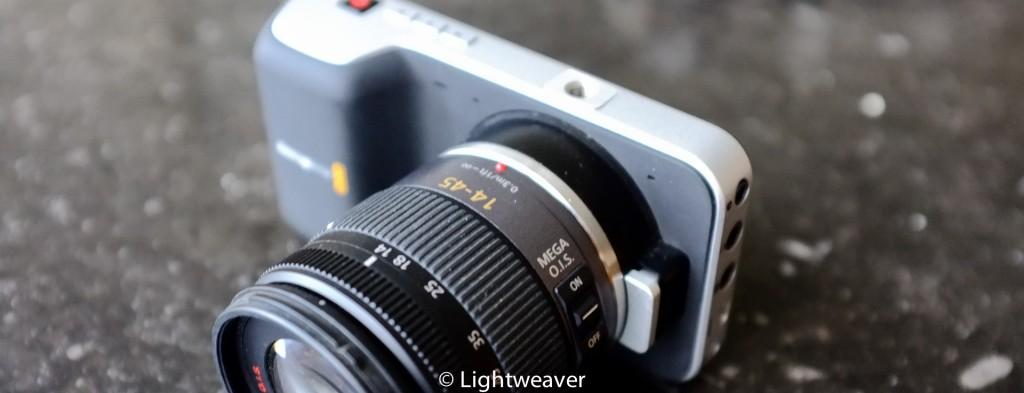 Camera BMPCC